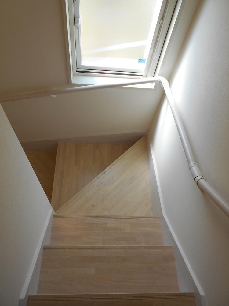 S様邸 階段