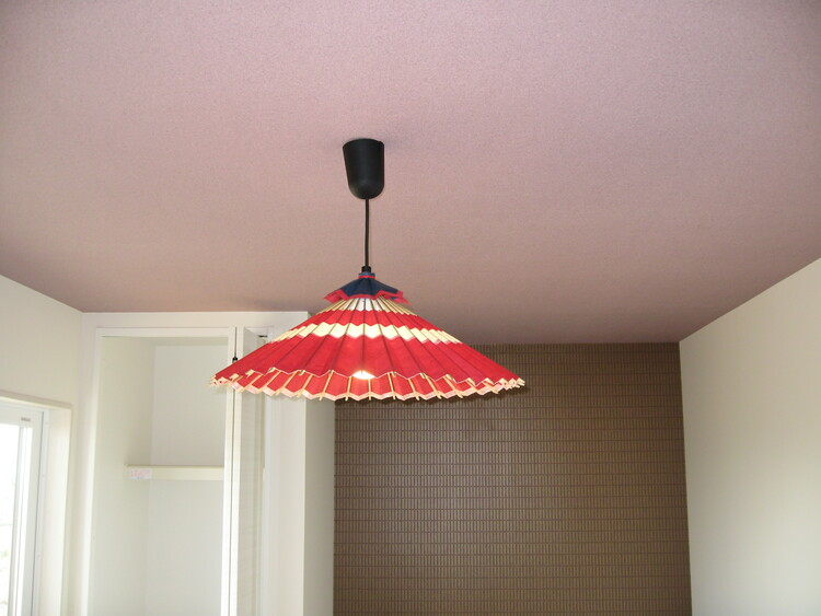 M様邸 和室の照明