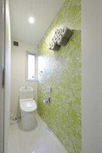 M様2階トイレ
