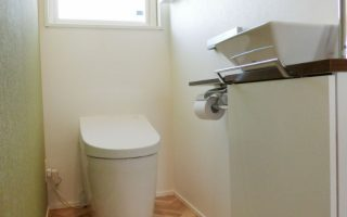W様邸 1階トイレ