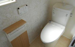 S様邸 トイレ